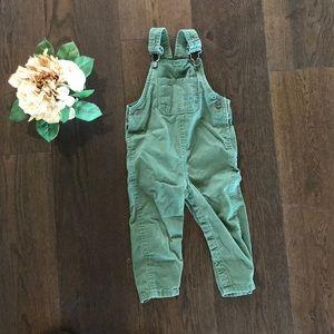 Carters overalls